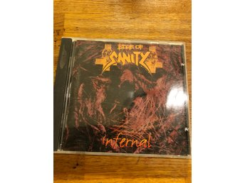 "Edge of Sanity ""Infernal"" Dan Swanö, cd Entombed, Death Metal, At the Gates"