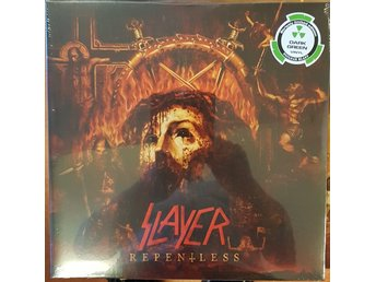 "Slayer ""Repentless""LP"