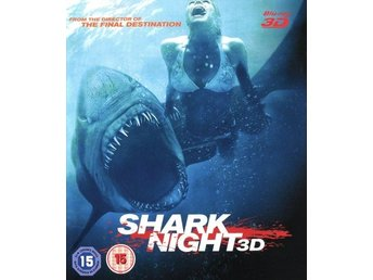 Shark Night (3D) (UK) (Beg)