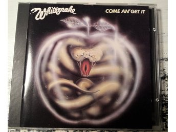 CD **WHITESNAKE - COME AN' GET IT**