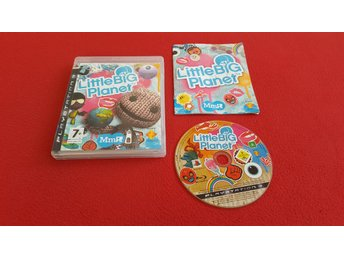 LITTLE BIG PLANET till Sony Playstation 3 PS3
