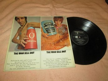 THE WHO SELL OUT  UK