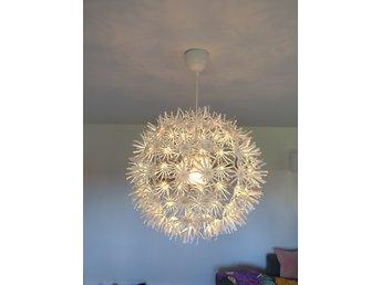 Ikea taklampa Maskros (407711173) ᐈ Köp på Tradera