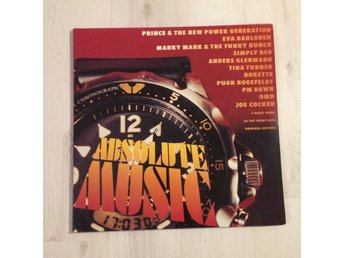 ABSOLUTE MUSIC 12. (2XLP)