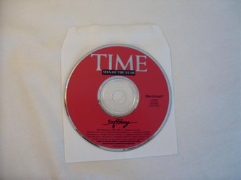 Time Man Of The Year 1994  Mac CD ROM