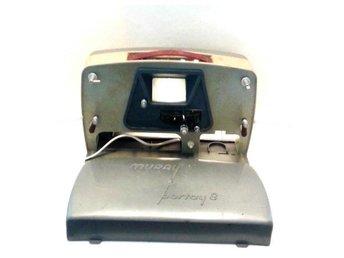 Murray Portay 8 - Udda portabel 8mm viewer/betraktningsapparat - Strängnäs - Murray Portay 8 - Udda portabel 8mm viewer/betraktningsapparat - Strängnäs