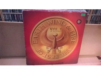 Earth, Wind & Fire - The best of Earth, Wind & Fire, LP