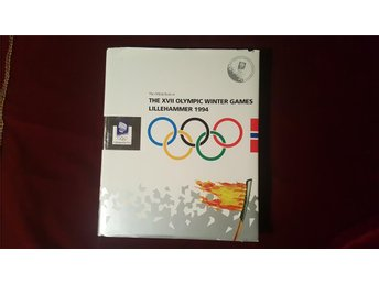 The Official Book of the XVII Olympic Winter Games 1994