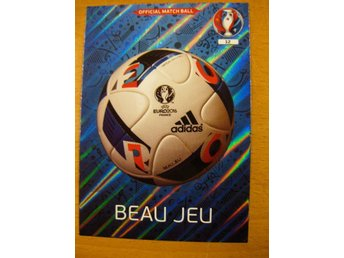 OFFICIAL BALL (1:84) - EM - UEFA EURO FRANCE 2016 - Hörby - OFFICIAL BALL (1:84) - EM - UEFA EURO FRANCE 2016 - Hörby