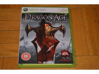 Dragon Age Origins - Collectors Edition med Bonus DVD - Xbox 360