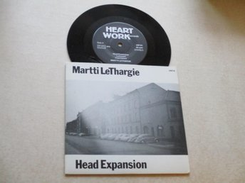 "Martti LeThargie (7"") - Head Expansion SWE-79"