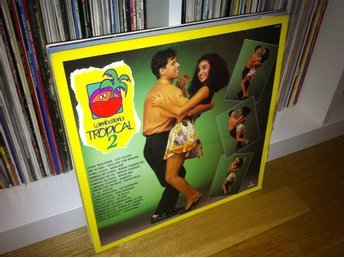 Lambateria Tropical 2 LP 1989 Brasilien