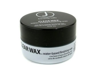 J Beverly Hills Clear Wax Water-Based Finishing Wax 60g