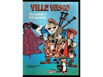 Ville Vasco - Monstret i Kilmorack - Köping - Ville Vasco - Monstret i Kilmorack - Köping