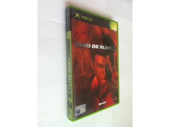 Xbox: Dead or Alive 3 (III)