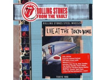 Rolling Stones: From the vault/Live at Tokyo D. (2 CD + DVD)