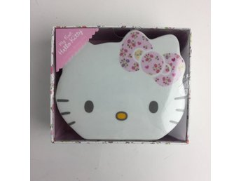 Sanrio, Spargris, Hello Kitty Ceramic Money Box, Vit/Rosa