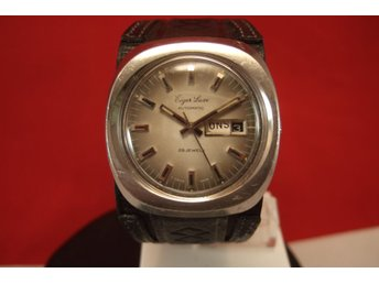 Eiger Luxe, Automat, 25 jewels. F3293.97