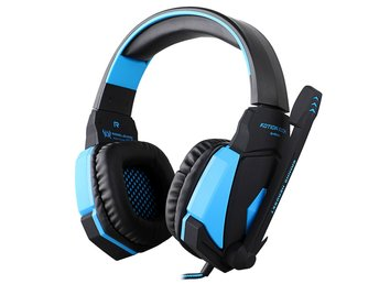 Kotion each G4000 vit/röd gaming headset