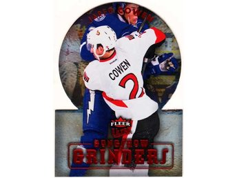 2014-15 Ultra Gongshow Grinders #GG17 Jared Cowen