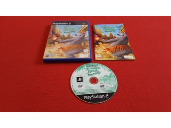 THE JUNGLE BOOK GROOVE PARTY till Sony Playstation 2 PS2