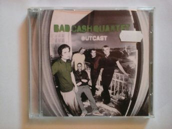 Bad Cash Quartet - Outcast - CD