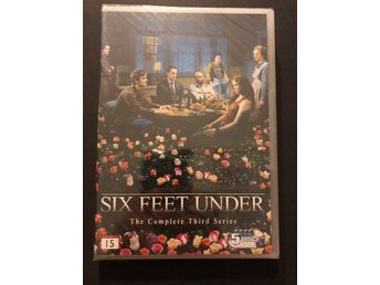 DVD - SIX FEET UNDER - THE COMPLETE THIRD SERIES
