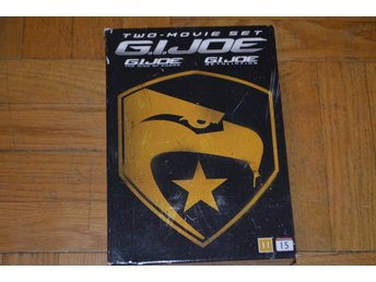 G.I Joe - The Rise Of Cobra / Retaliation ( Channing Tatum ) 2009 - DVD Box