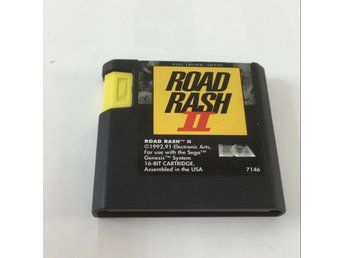 Genesis, Spel, Road Rash 2