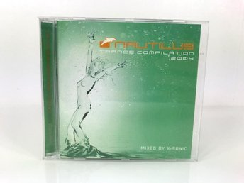 Nautilus Trance Compilation 2004 CD Trance Techno House