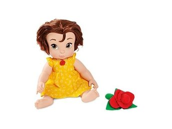 Disney Animators Baby Belle Docka