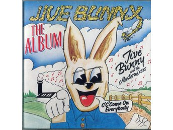 Jive Bunny and the Mastermixers - The Album 1989 CD