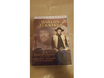 Waylon Jennings ? A Video Biography And Live Concert (DVD)