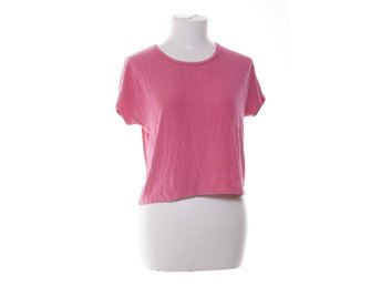 Zara Woman / Basic Collection, Topp, Strl: L, Rosa
