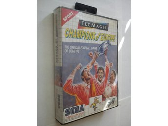 Master System: Champions of Europe (Soccer/Football)