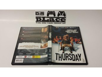 Thursday DVD