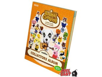 Animal Crossing Amiibo Cards Collectors Album (Series 2)