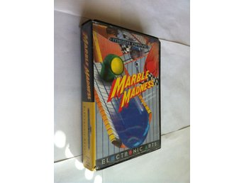Megadrive: Marble Madness