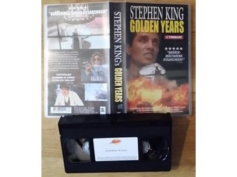Golden years (Stephen King) - VHS