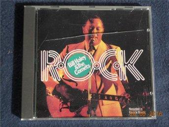 BILL HALEY AND THE COMETS - ROCK (1976), CD Sonet 1994 - Gävle - BILL HALEY AND THE COMETS - ROCK (1976), CD Sonet 1994 - Gävle