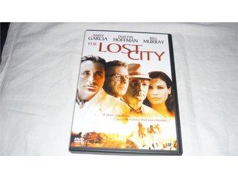 The Lost City - Andy Garcia - Dustin Hoffman - Bill Murray - Svensk text - Alfta - The Lost City - Andy Garcia - Dustin Hoffman - Bill Murray - Svensk text - Alfta