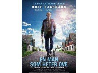 DVD En man som heter Ove - Kristianstad - DVD En man som heter Ove - Kristianstad