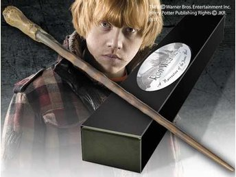 Harry Potter trollstav Ron Weasley