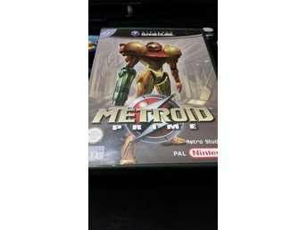 Metroid Prime - Gamecube