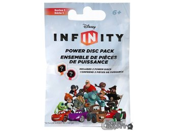 Disney Infinity Power Disc Paket