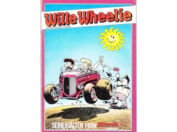 Wille Wheelie (1985) / VG+ / bra lässkick