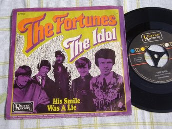 "FORTUNES THE - THE IDOL 7"" 1967 GER"