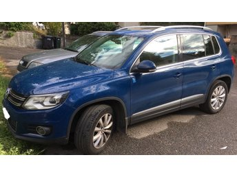 VW Tiguan  2.0 TSI 4Motion GP 180  hk -12