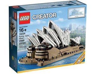 LEGO Creator 10234 Sydney Opera House *Retired Product* NY/ Oöppnad! - Stockholm - LEGO Creator 10234 Sydney Opera House *Retired Product* NY/ Oöppnad! - Stockholm
