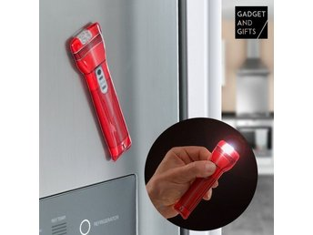 Ficklampa LED med magnet Gadget and Gifts